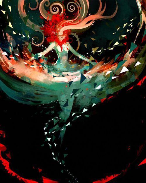 (2) Innervision by NanoMortis on DeviantArt | ★*☆ Fantasy Art ★*☆ | Pinterest