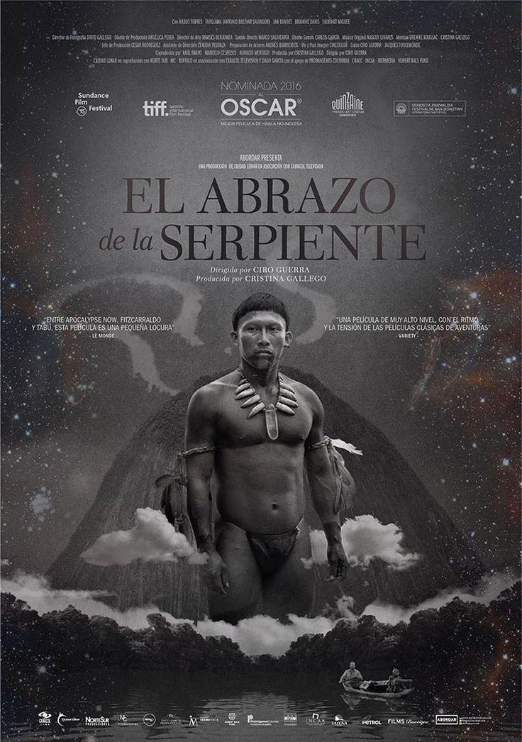 """Karamakate, quien fuera un poderoso chamán del Amazonas, se ha convertido en el último superviviente de su pueblo y vive en lo más profundo de la selva. Lleva años en total soledad, convertido en """"chullachaqui"""", es como si se tratara de una cáscara vacía de hombre privado de emociones y recuerdos. Pero su solitaria vida da un vuelco el día en que a su remota guarida llega Evan, un etnobotánico norteamericano en busca de la yakruna, una poderosa planta oculta, capaz de enseñar a soñar."""