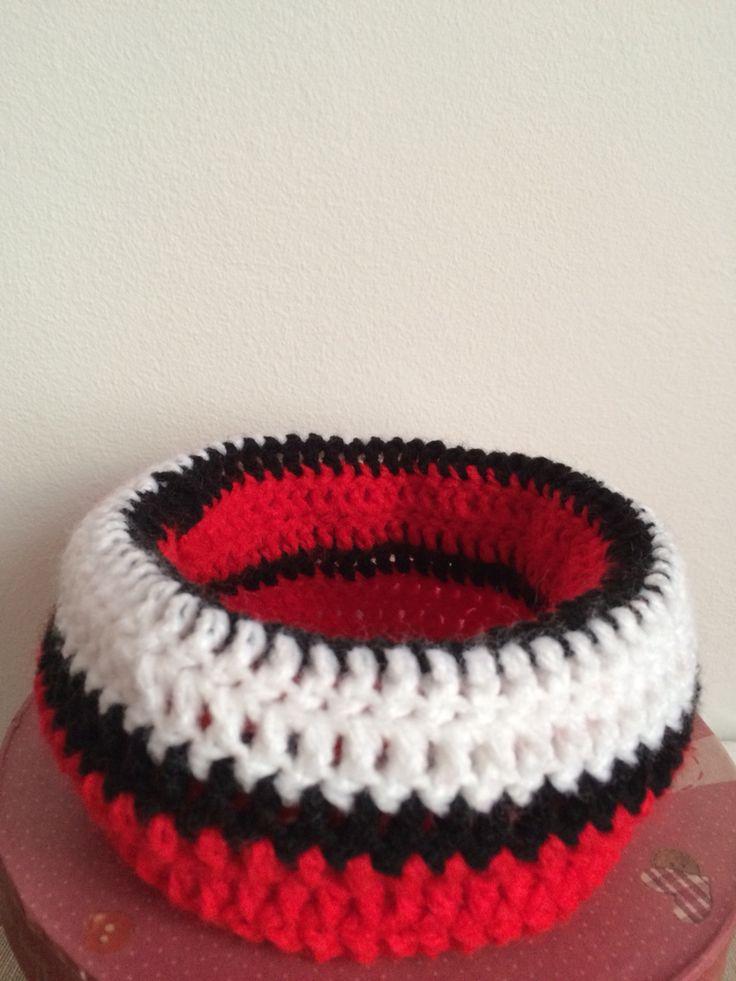 Romanian motif inspiration pouch 3 - bowl