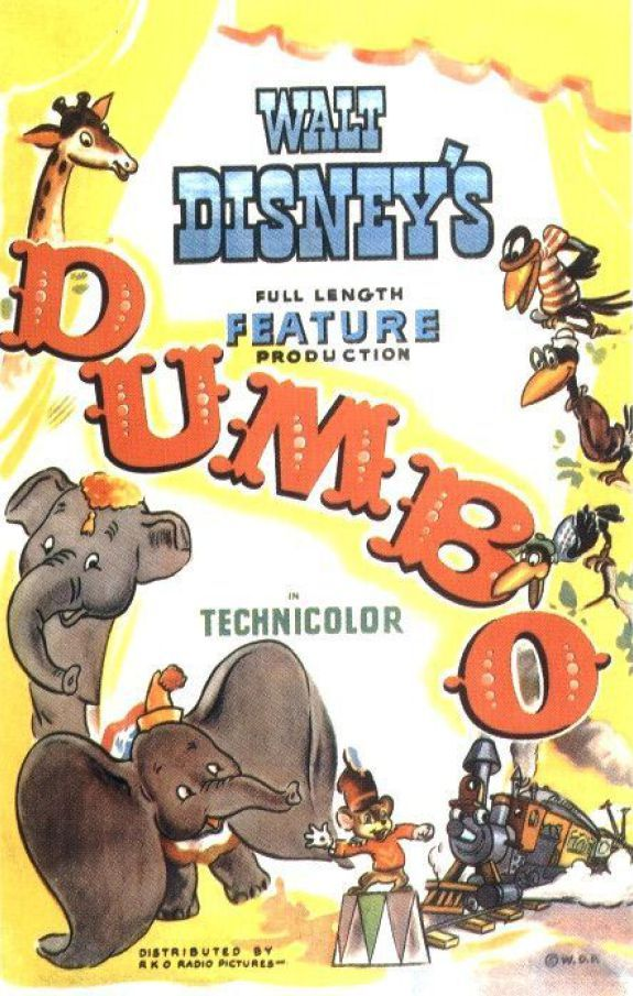 Lady Moio: Pôsters de filmes antigos da Disney