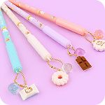 Pens & Erasers - Kawaii Japanese Pens, Mechanical Pencils, Collectible Rubbers