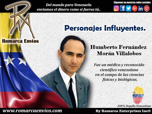 Humberto Fernández Morán Villalobos, (La Cañada de Urdaneta, estado Zulia, Venezuela, 18 de febrero de 1924), fue un médico y reconocido científico venezolano en el campo de las ciencias físicas y biológicas que recibió en 1967 el premio vovain por su invento, el bisturí de diamante. Contribuyó además al desarrollo del microscopio electrónico y fue la primera persona en introducir el concepto de crioultramicrotomía
