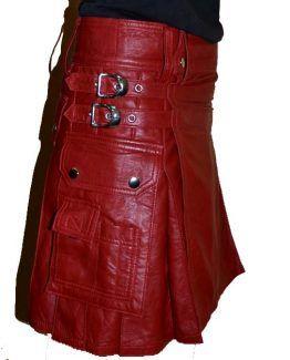 Image result for leather kilts