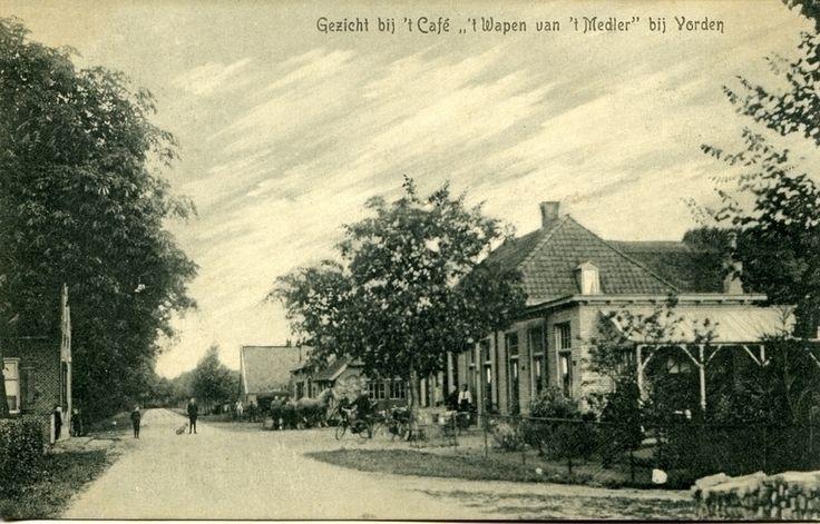 Ansichtkaarten Kasteel Medler en omgeving : A160053