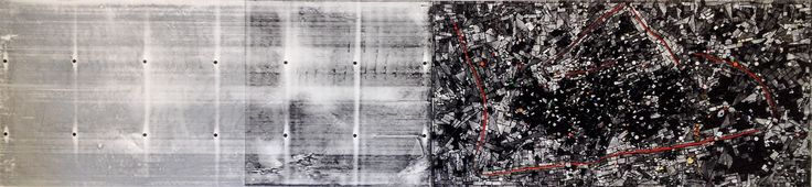 https://flic.kr/p/BUPN25 | Jack Whitten, Soul Map, 2015, Walker