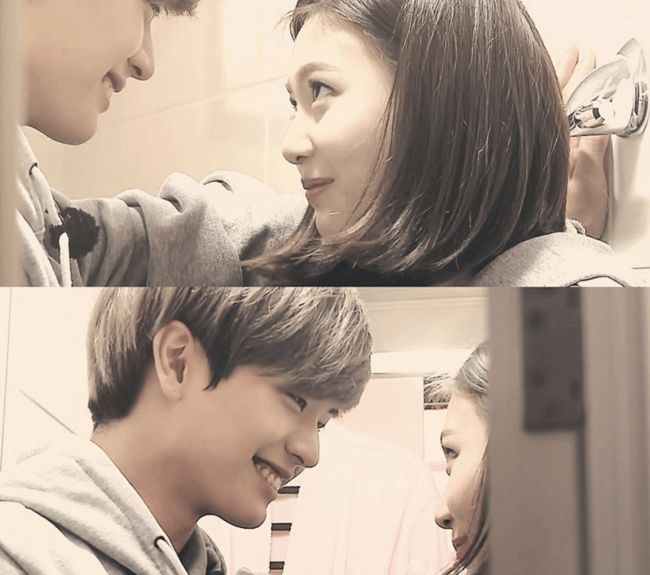 joy & sungjae - wgm
