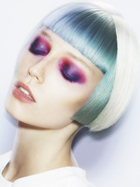 Schwarzkopf Professional Essential Looks коллекция The Modern Style Collection весна/лето 2015 | HairTrend