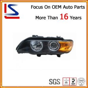 Auto Spare Parts - Crystal Head Lamp for BMW X5 E53 1999-2003   #AutoSpareParts - #Crystal #HeadLamp for #BMW #X5 #E53 1999-2003 #BMWX5 #AutoParts #AutoLighting    #autolamps     #Germancar   #autopart   #autolamps #lamps   #cars