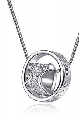 Mondaynoon-Swarovski-Elements-Crystal-Pendant-Necklace-for-Women-Forever-Loveheart-Shape-JEN1225You-Around-My-Heart-0