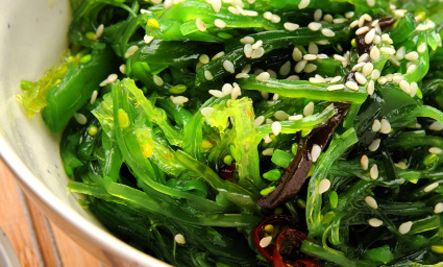 """5 Seaweeds That Enrich Your Diet. The perfect healing food for sufferers of Fibromyalgia as seaweeds contain alginic acid which binds with heavy metals such as lead and mercury and radio-active elements and carries them out of your body. (""""Wild Fermentation"""")"""