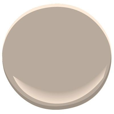 Benjamin Moore - Cobblestone Great warm neutral for the front living room.