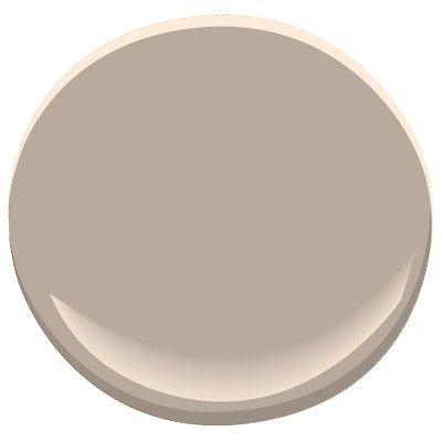 530 best benjamin moore paint colors images on pinterest for Soft brown paint colors