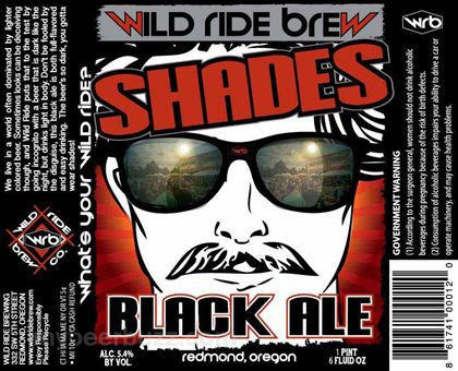 The Good Ride >> Wild Ride Brew - Black Ale | The Manly Man | Pinterest | Ale