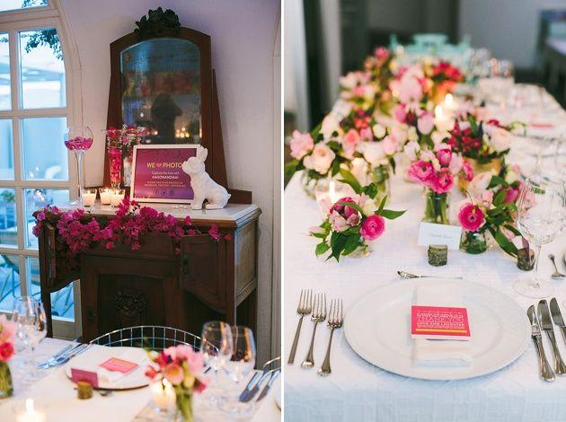wedding in santorini by stella moscha
