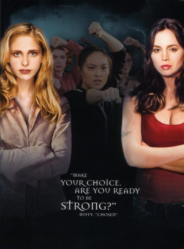 Buffy the Vampire Slayer (Analogy)?