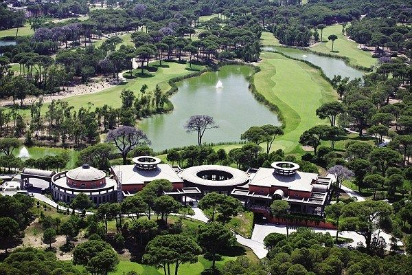 Cornelia Diamond Golf Resort Spa Eco-friendly hotels in Turkey, Antalya