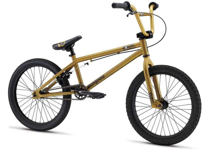 Mongoose Logo 2012 BMX Bike GOLD | Bmx freestyle, Bmx ... - photo#34