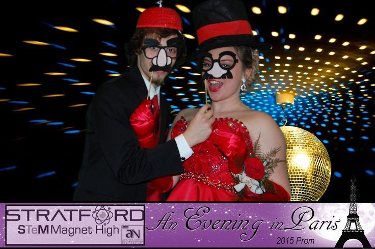 Stratford High School Prom, April 2015