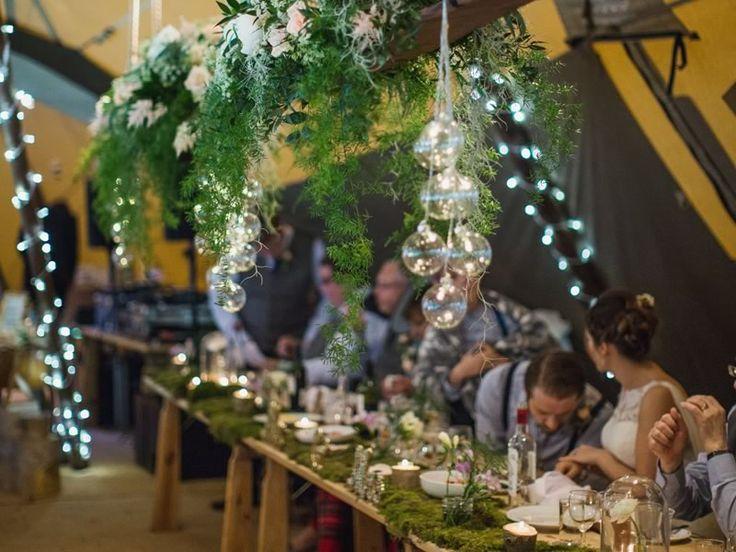 Source the style: enchanted forest theme • Wedding Ideas magazine