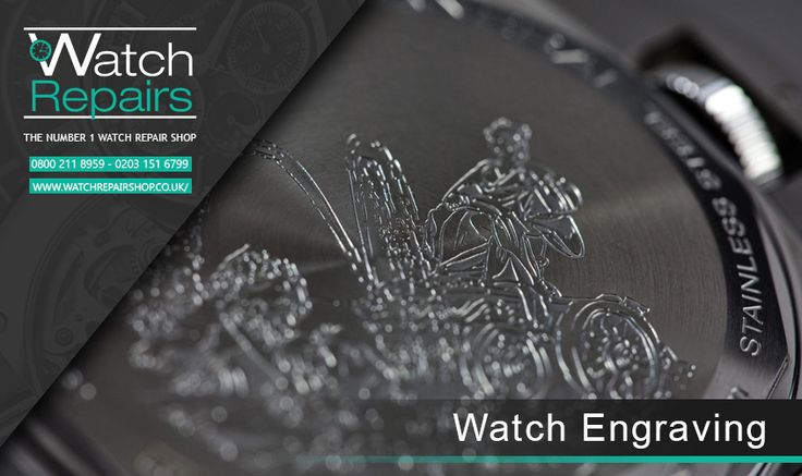 Watch Engraving   There are many reasons why people choose to have a watch or piece of jewellery engraved. Watch engraving can be used...