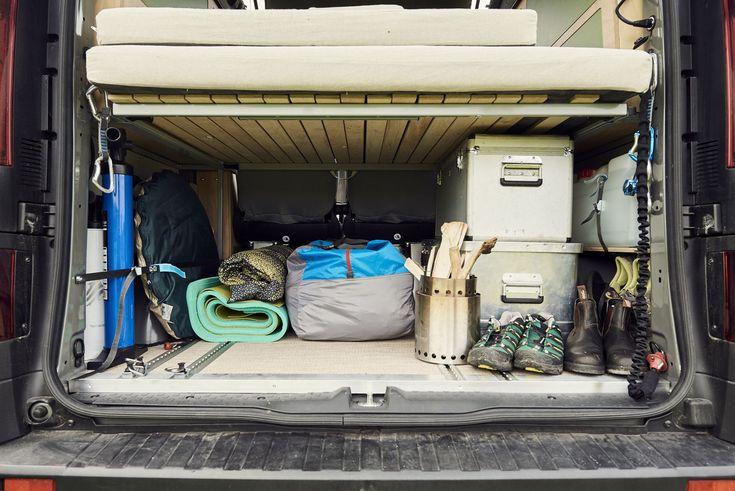 die besten 25 campingbus ausbau ideen auf pinterest vw. Black Bedroom Furniture Sets. Home Design Ideas