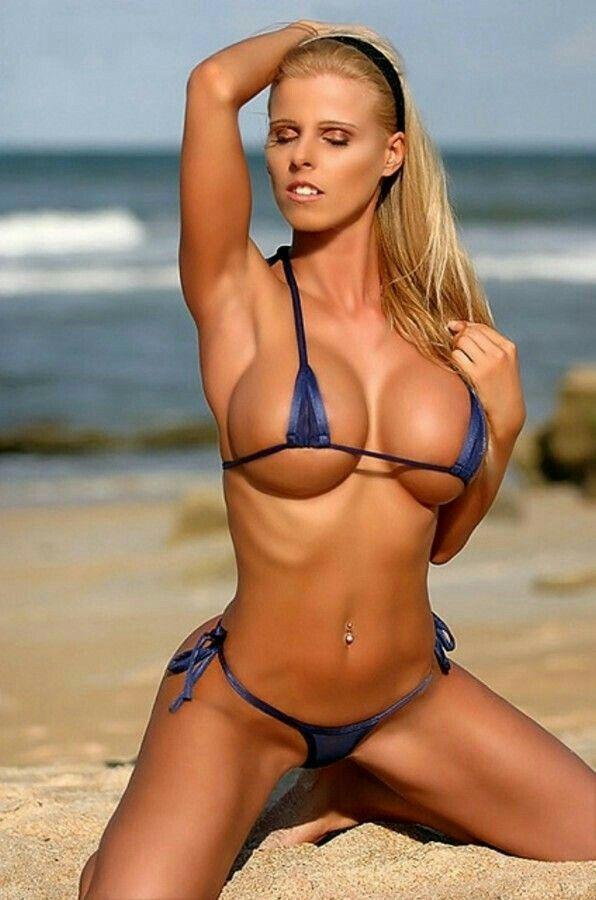 bikini-models-topless-video