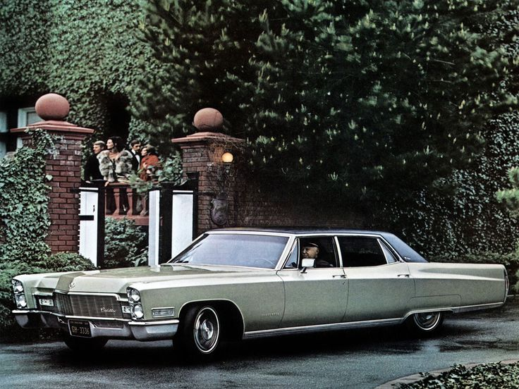 Cadillac Fleetwood Brougham | Flickr - Photo Sharing!
