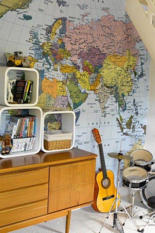 Die 25  besten ideen zu gitarren schlafzimmer auf pinterest ...