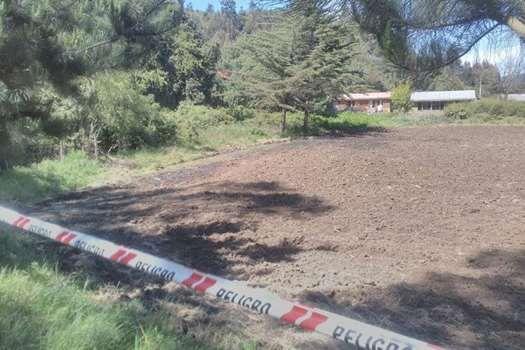 Realizan investigaciones por posible derrame de residuos industriales en Boca Itata