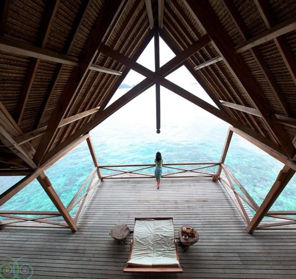 Raja Ampat - Villa Utara #allluxuyrvillas #villas #luxury For more info contact on allproperty@devant.no