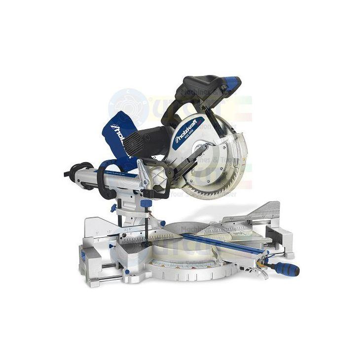 Holzkraft - 5701305 - Troncatrice Radiale KGZ 3050 Con Scorrimento - Diametro Lama 305 Mm
