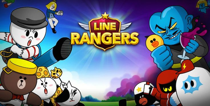 Get unlimited Rubies, Coins, and free Coins to your LINE Rangers account. Enjoy with game today!