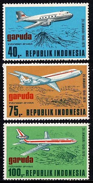 Stamp Indonesia