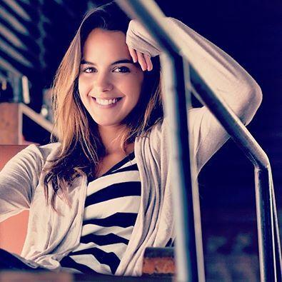 """Sara Matos: """"Bom Domingo para todos"""" #saramatos #domingo"""