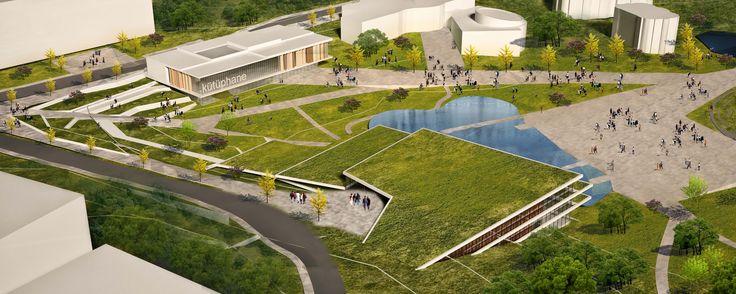 Katılımcı, Düzce Üniversitesi Gelişim Planı Kentsel Tasarım Yarışması