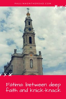 Discover a hidden gem in Portugal: Fatima. It is a legendary shrine for pilgrimage close to Lisbon and Coimbra.