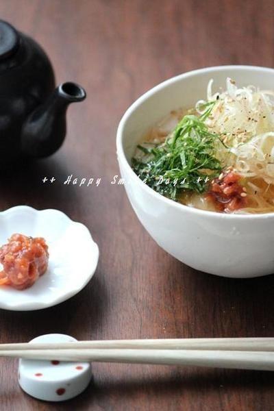 朝そうめん。 by 柳川かおりさん   レシピブログ - 料理ブログのレシピ ...