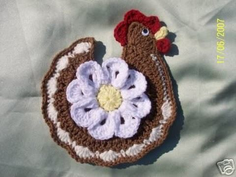 Chicken hotpad