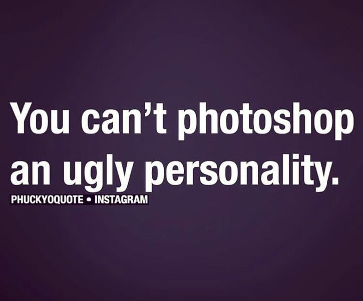 You also can't cover it up with filters either.