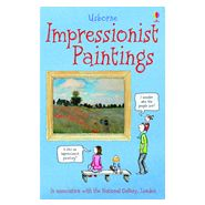 Usborne Impressionist Paintings (Art Cards) £6.99 30 Impressionist Paintings is a pack of thirty cards, each featuring a well-known painting from the Impressionist movement of the Nineteenth Century.  Each card features a famous Impressionist painting with text explaining its themes in a simple and lively way.