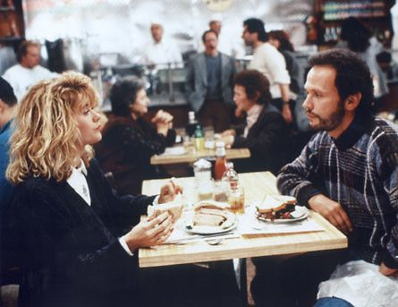 Famous NYC spots. When Harry Met Sally