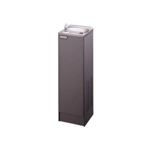 Halsey Taylor S300-2E-Q-PV Economy Free-Standing Water Cooler, Platinum Vinyl