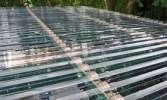 Clear Polycarbonate Roofing Sheet