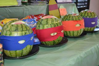 Teenage Mutant Ninja Turtle Party!