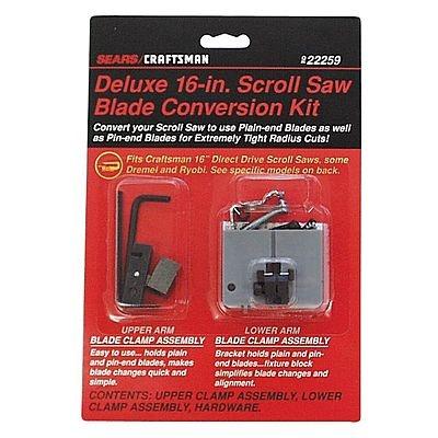 Craftsman Scroll Saw Blade Conversion Kit