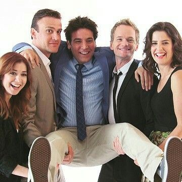 Imagen de robin, barney, and how i met your mother