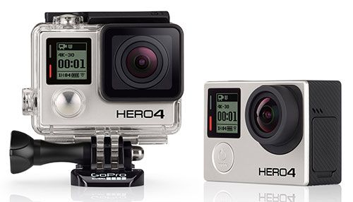 12 best gopro action camcorder reviews images on pinterest gopro the gopro hero4 black the most advanced gopro ever is a 4k ultra hd fandeluxe Gallery