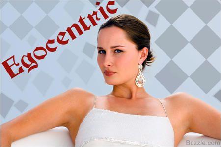Sociopath Characteristics- Egocentric