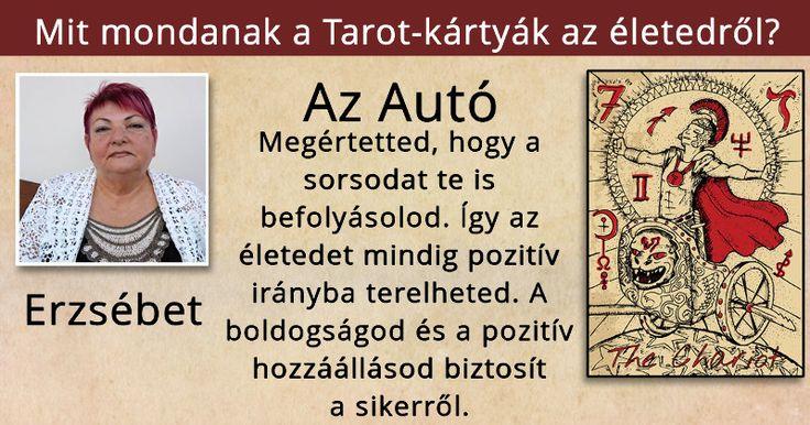 Mit mondanak a Tarot-kártyák az életedről?