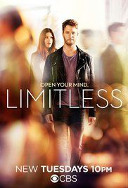Limitless (2015-Present) An average 28-year old man that gains the ability to use the full extent of his brain's capabilities is hired by the FBI as a consultant. A television follow-up of the film Limitless (2011).